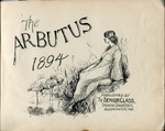 1894 Arbutus (Law School Pages)