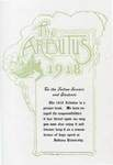 1918 Arbutus (Law School Pages)