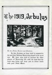 1919 Arbutus (Law School Pages) by Indiana University Senior Class