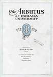 1922 Arbutus (Law School Pages) by Indiana University Senior Class