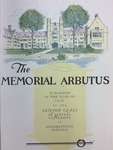 1923 Arbutus (Law School Pages) by Indiana University Senior Class