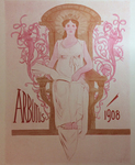 1908 Arbutus (Law School Pages) by Indiana University Senior Class
