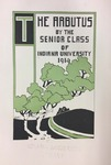 1914 Arbutus (Law School Pages) by Indiana University Senior Class
