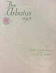 1925 Arbutus (Law School Pages)