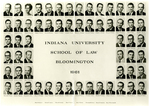 Class of 1961, Indiana University School of Law