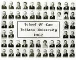 Class of 1962, Indiana University School of Law