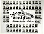 Class of 1964, Indiana University School of Law