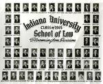Class of 1965, Indiana University School of Law