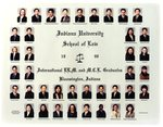 Class of 1998, Indiana University School of Law International LL.M and M.C.L. Graduates