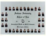 Class of 1999, Indiana University School of Law International LL.M. and M.C.L Graduates
