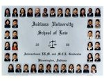 Class of 2000, Indiana University School of Law International LL.M. and M.C.L Graduates