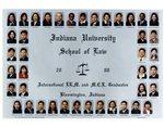 Class of 2000, Indiana University School of Law International LL.M. and M.C.L Graduates