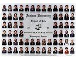 Class of 2001, Indiana University School of Law International LL.M and M.C.L. Graduates
