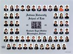Class of 2005, Indiana University School of Law Graduate Legal Studies