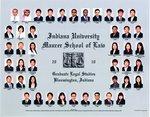 Class of 2010, Indiana University Maurer School of Law Graduate Legal Studies