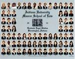 Class of 2013, Indiana University Maurer School of Law Graduate Legal Studies