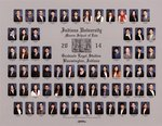 Class of 2014, Indiana University Maurer School of Law Graduate Legal Studies