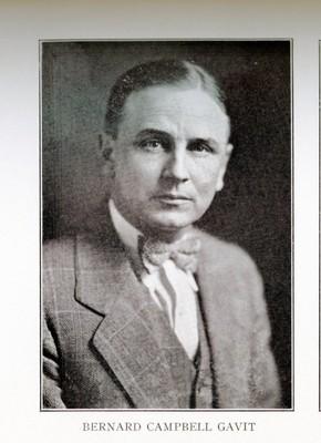 Bernard Campbell Gavit