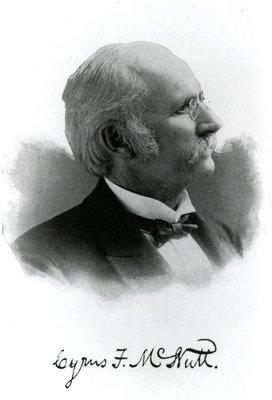 Cyrus F. McNutt