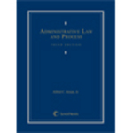 Administrative Law and Process, 3rd edition