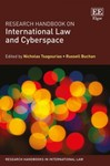 Research Handbook on International Law and Cyberspace (edited by Nicholas Tsagourias)