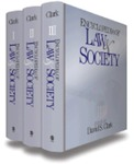 Encyclopedia of Law and Society: American and Global Perspectives (edited by David S. Clark)