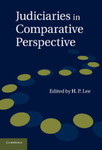Judiciaries in Comparative Perspective (edited by H.P. Lee)