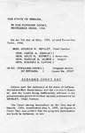 Supreme Court Day Program, 1955 by The Executive Committee on Program for the observance of Supreme Court Day