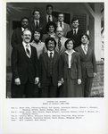 Indiana Law Journal Board of Editors 1981-1982 by Indiana University School of Law