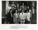 Indiana Law Journal Board of Editors 1980-1981 by Indiana University School of Law