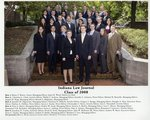 Indiana Law Journal Class of 2008 by Indiana University School of Law